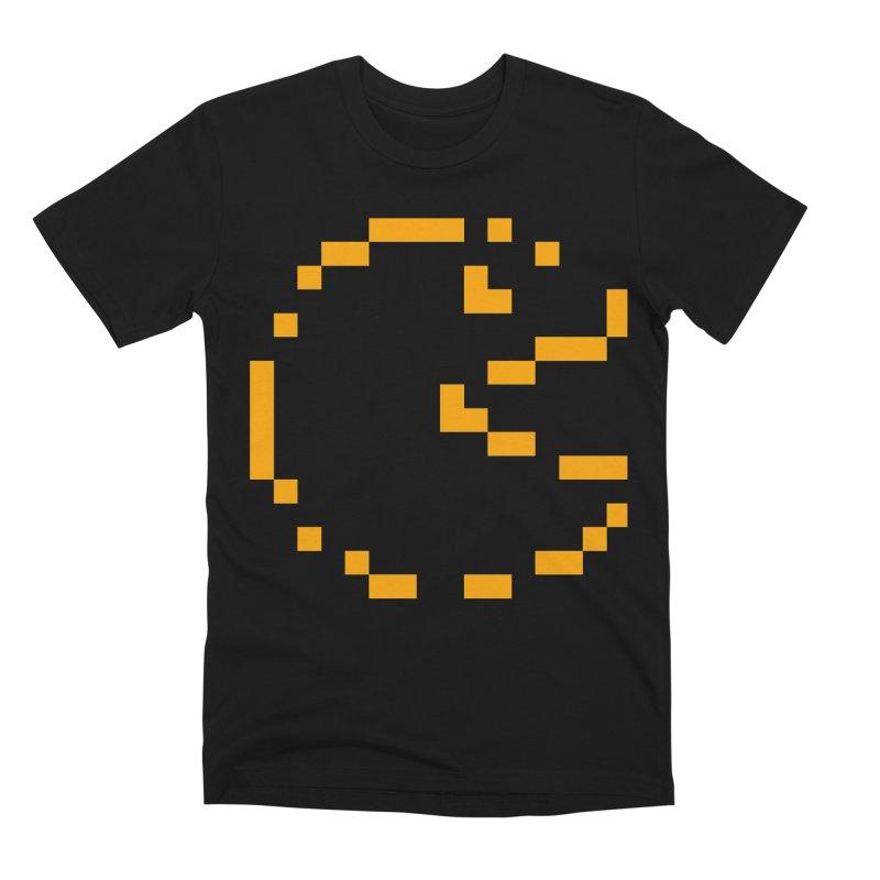 Pacman-Man Men's Premium T-Shirt by Silli Philli Produktionz | Custom Prints