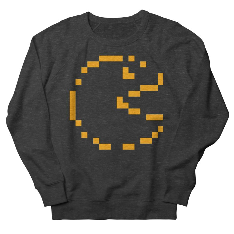 Pacman-Man Men's French Terry Sweatshirt by Silli Philli Produktionz