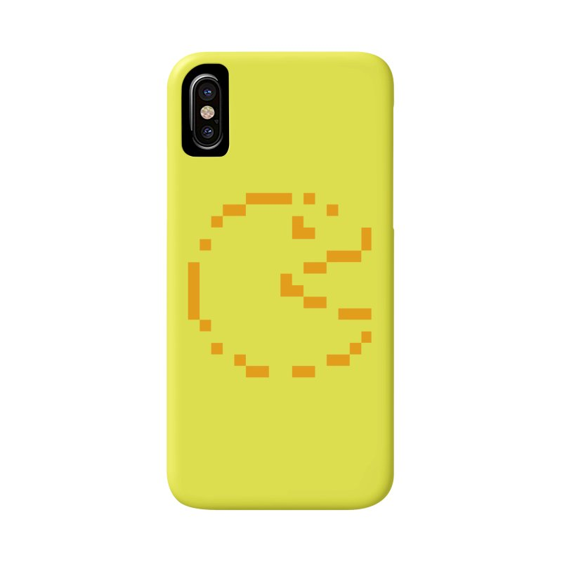 Pacman-Man Accessories Phone Case by Silli Philli Produktionz