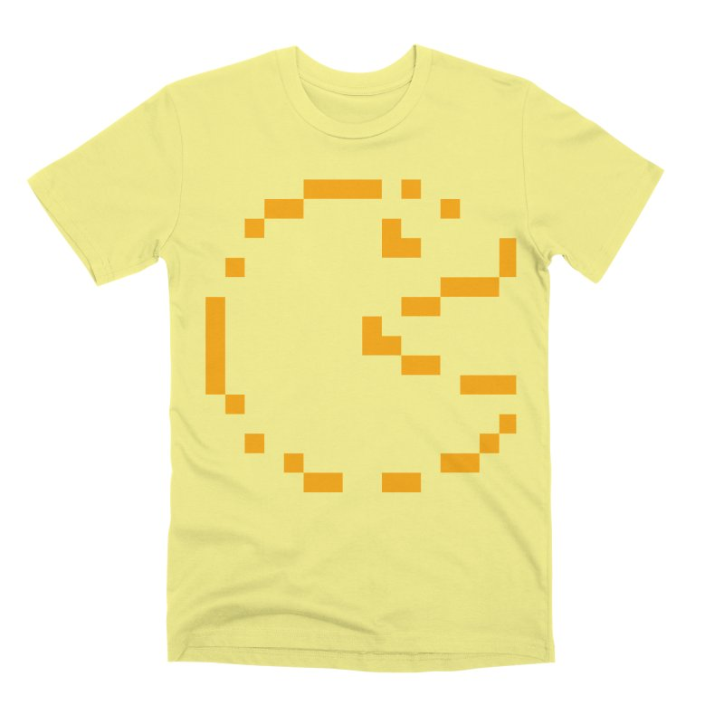 Pacman-Man Men's Premium T-Shirt by Silli Philli Produktionz