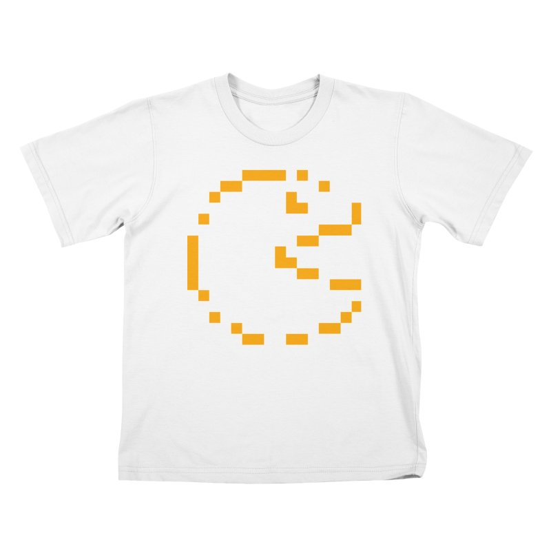 Pacman-Man Kids T-Shirt by Silli Philli Produktionz
