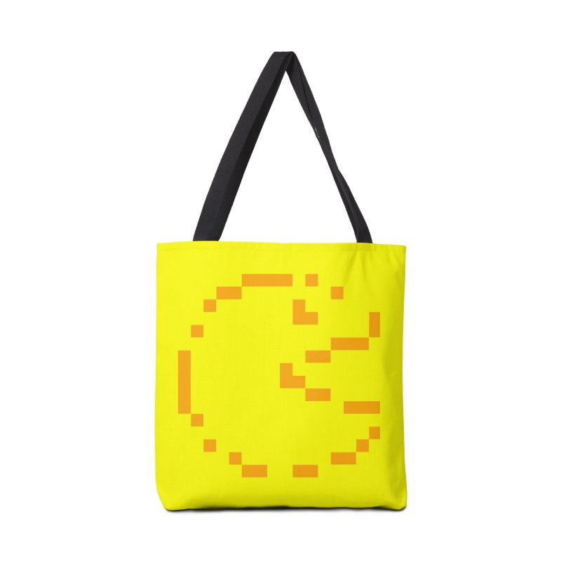 Pacman-Man Accessories Bag by Silli Philli Produktionz