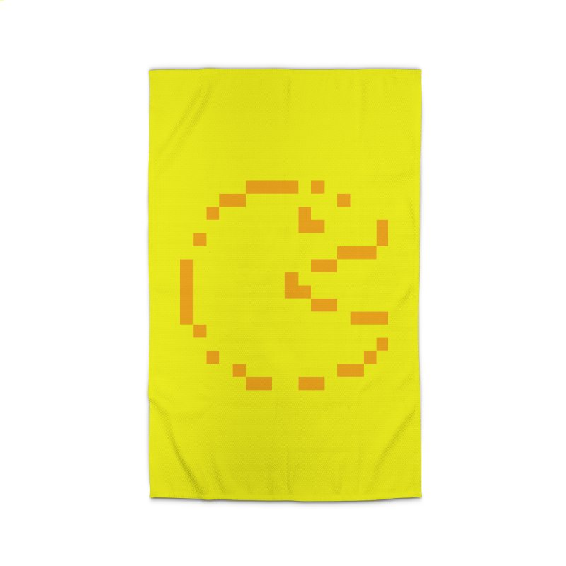 Pacman-Man Home Rug by Silli Philli Produktionz