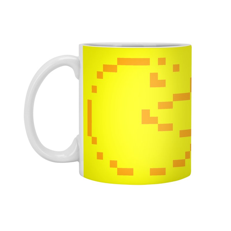 Pacman-Man Accessories Mug by Silli Philli Produktionz