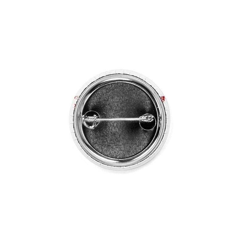 BLKPWR - RESIST! - Black Accessories Button by Silli Philli Produktionz | Custom Prints