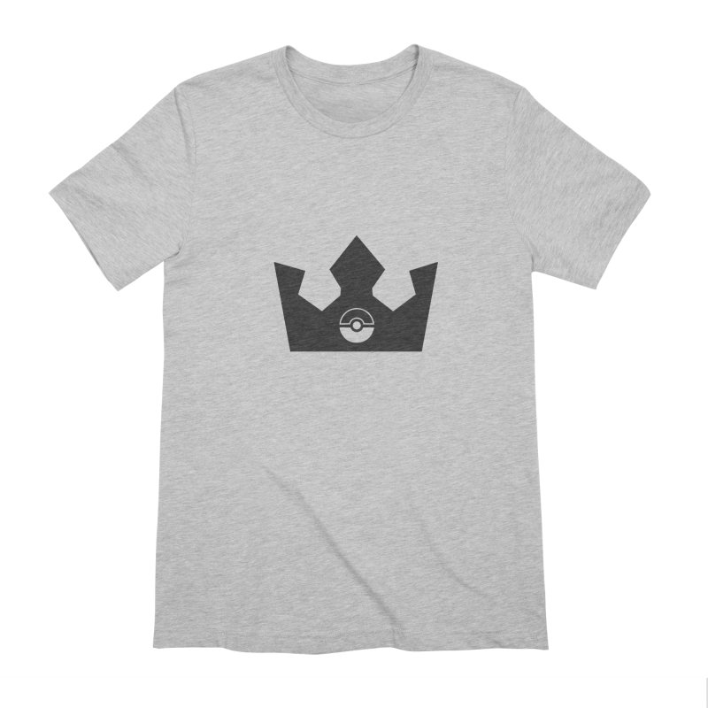 PokeMaan - Queen Of The Gym Men's Extra Soft T-Shirt by Silli Philli Produktionz