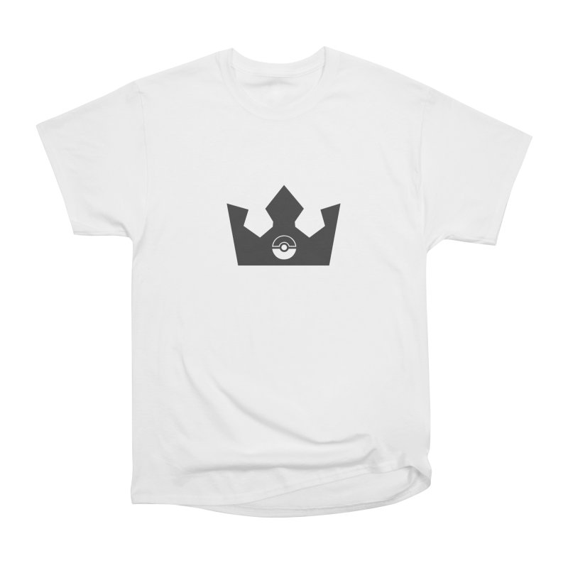 PokeMaan - Queen Of The Gym Women's Heavyweight Unisex T-Shirt by Silli Philli Produktionz