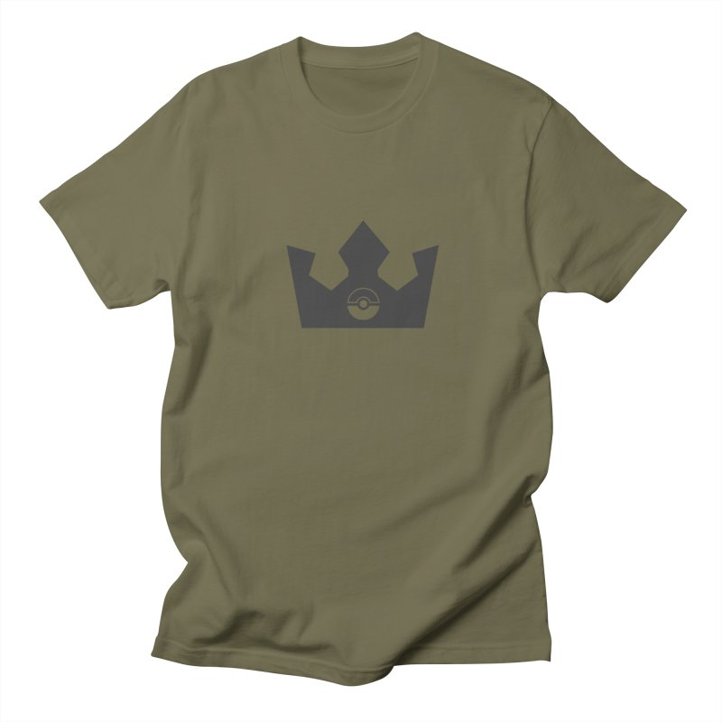 PokeMaan - Queen Of The Gym Women's Regular Unisex T-Shirt by Silli Philli Produktionz
