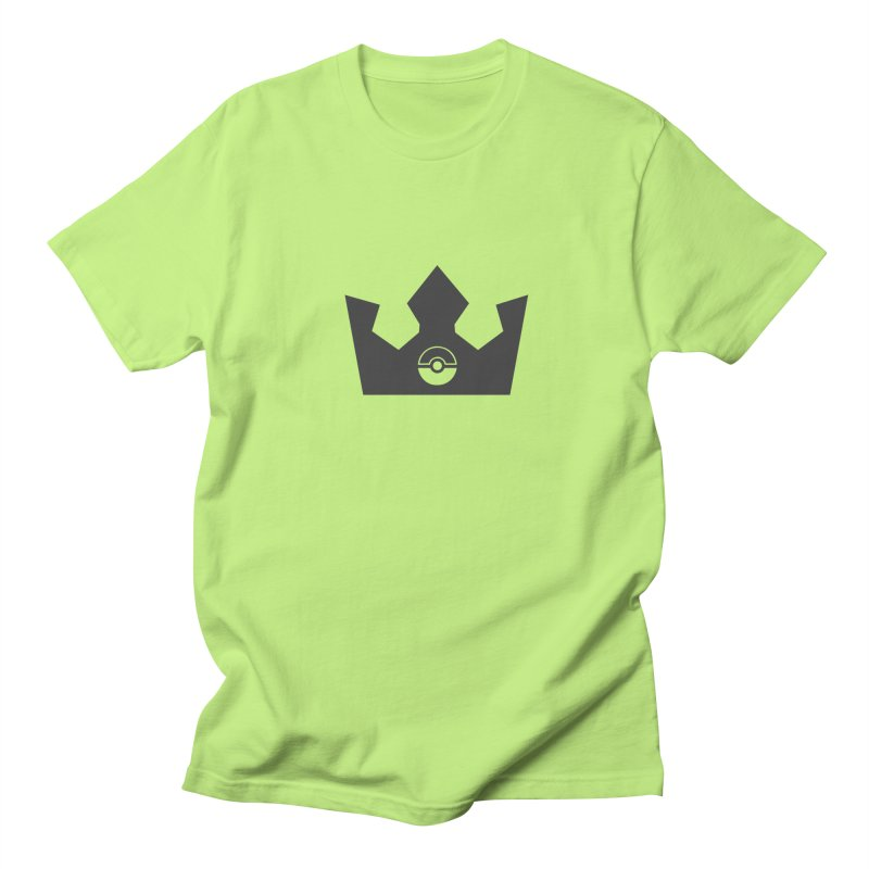 PokeMaan - Queen Of The Gym Women's Regular Unisex T-Shirt by Silli Philli Produktionz