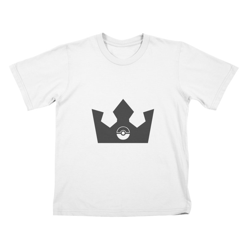 PokeMaan - Queen Of The Gym Kids T-Shirt by Silli Philli Produktionz | Custom Prints