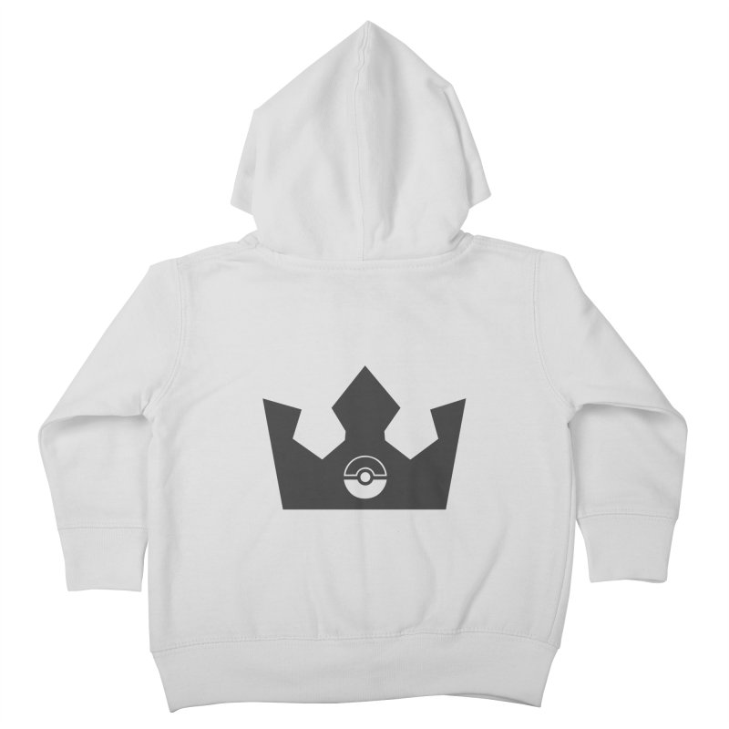 PokeMaan - Queen Of The Gym Kids Toddler Zip-Up Hoody by Silli Philli Produktionz   Custom Prints