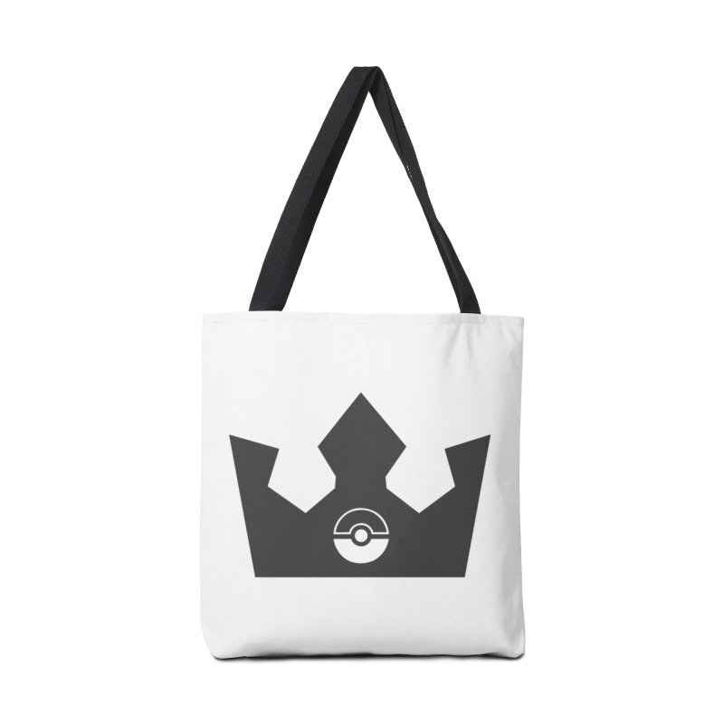 PokeMaan - Queen Of The Gym Accessories Bag by Silli Philli Produktionz