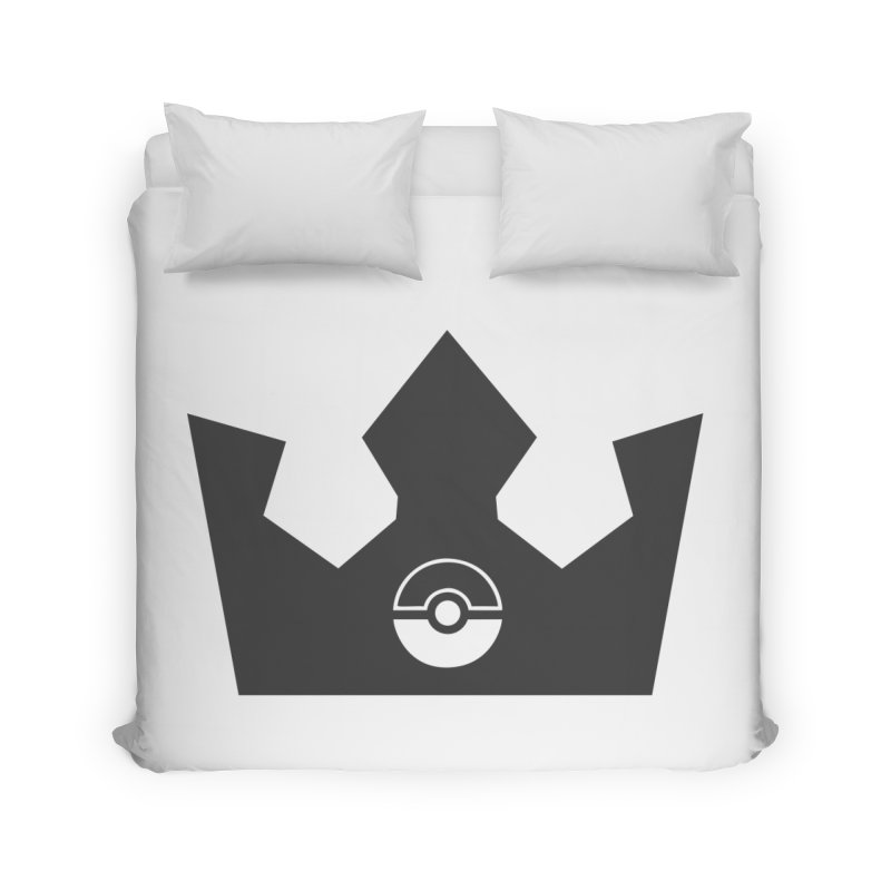 PokeMaan - Queen Of The Gym Home Duvet by Silli Philli Produktionz