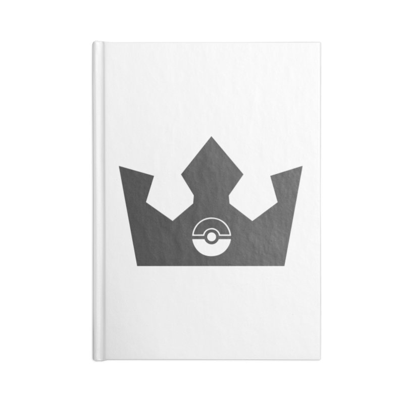 PokeMaan - Queen Of The Gym Accessories Notebook by Silli Philli Produktionz