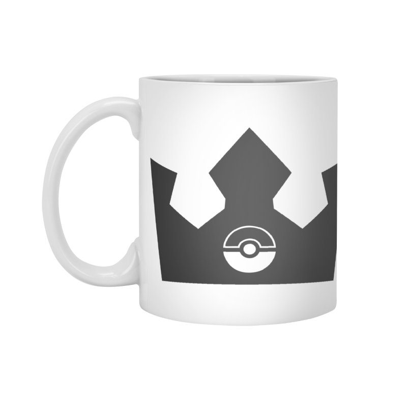PokeMaan - Queen Of The Gym Accessories Mug by Silli Philli Produktionz
