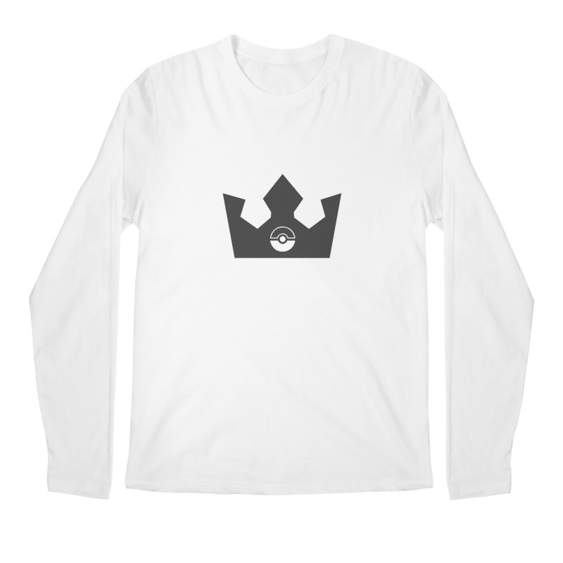 PokeMaan - King Of The Gym Men's Regular Longsleeve T-Shirt by Silli Philli Produktionz
