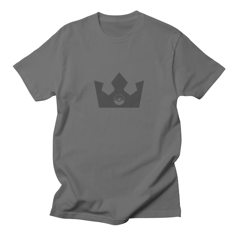 PokeMaan - King Of The Gym Men's T-Shirt by Silli Philli Produktionz | Custom Prints