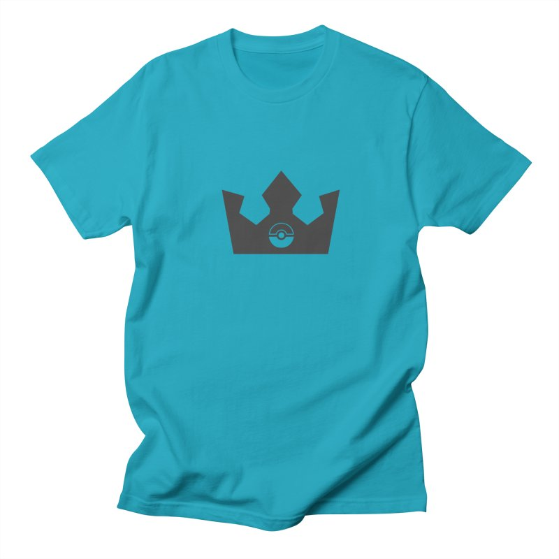 PokeMaan - King Of The Gym Men's Regular T-Shirt by Silli Philli Produktionz