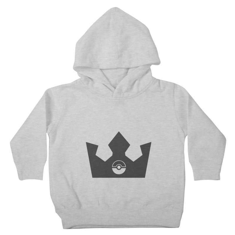 PokeMaan - King Of The Gym Kids Toddler Pullover Hoody by Silli Philli Produktionz | Custom Prints