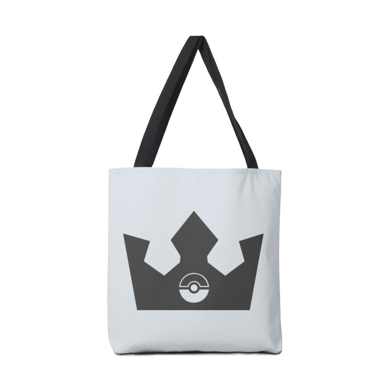 PokeMaan - King Of The Gym Accessories Bag by Silli Philli Produktionz
