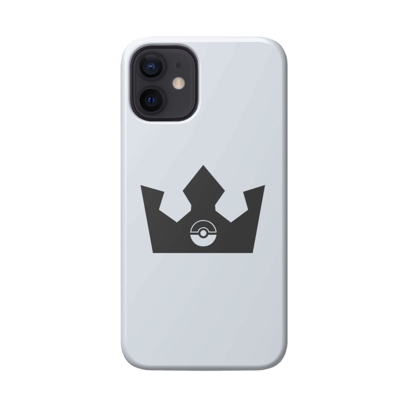 PokeMaan - King Of The Gym Accessories Phone Case by Silli Philli Produktionz | Custom Prints