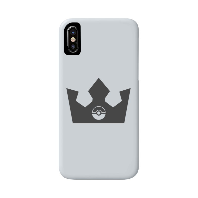 PokeMaan - King Of The Gym Accessories Phone Case by Silli Philli Produktionz