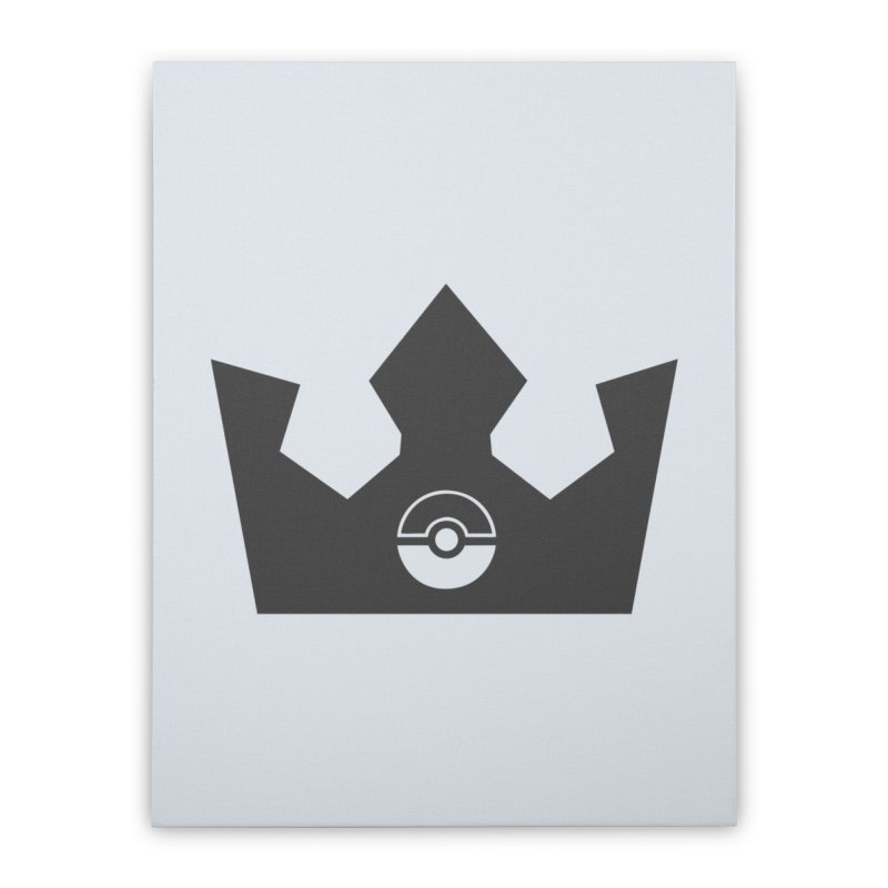 PokeMaan - King Of The Gym Home Stretched Canvas by Silli Philli Produktionz | Custom Prints