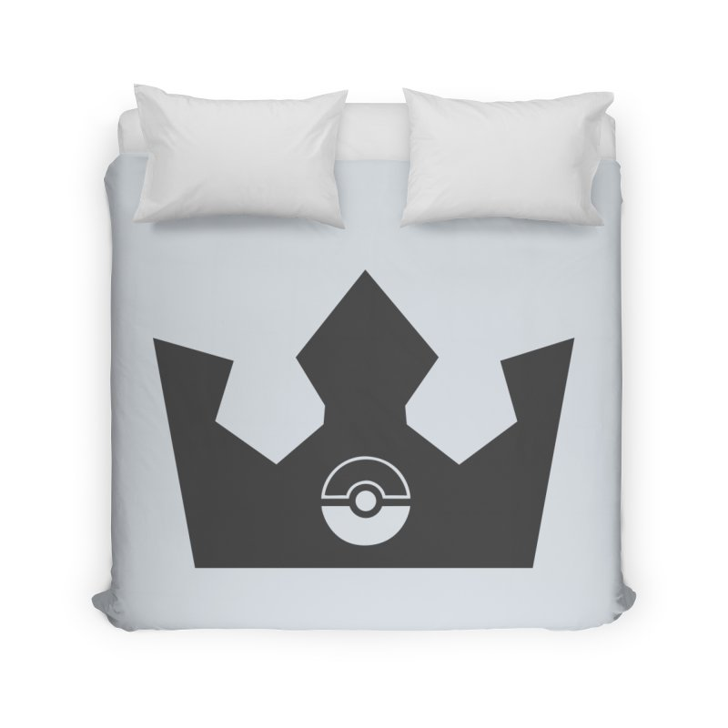 PokeMaan - King Of The Gym Home Duvet by Silli Philli Produktionz