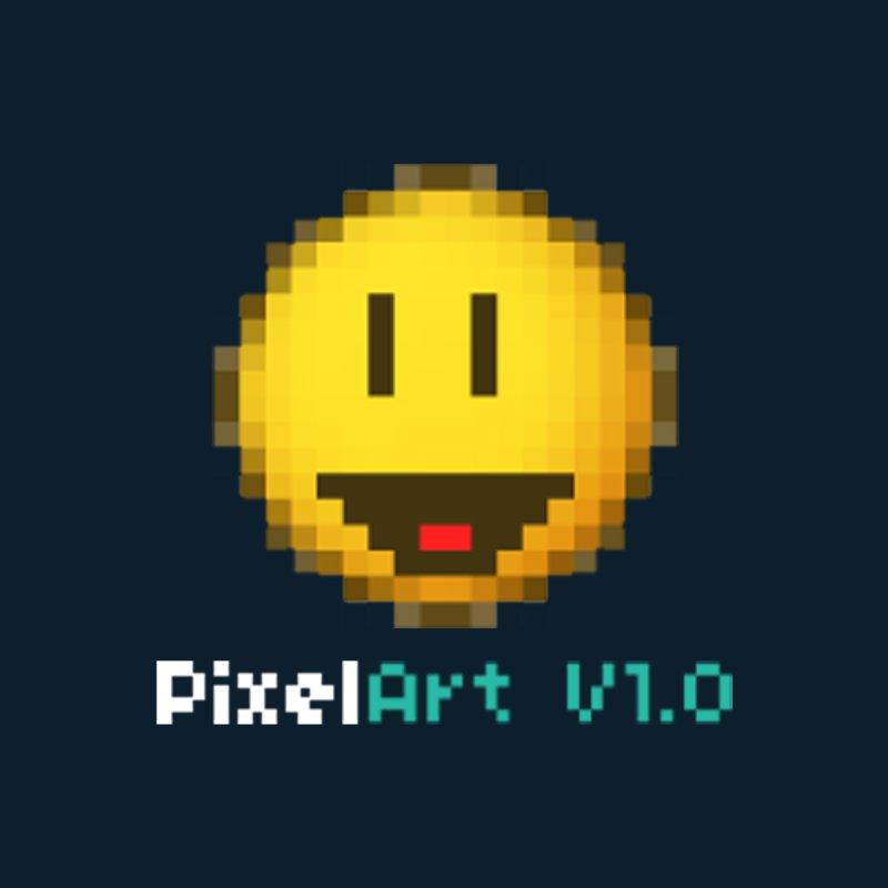 PixelArt V1.0   Smiley :D by Silli Philli Produktionz