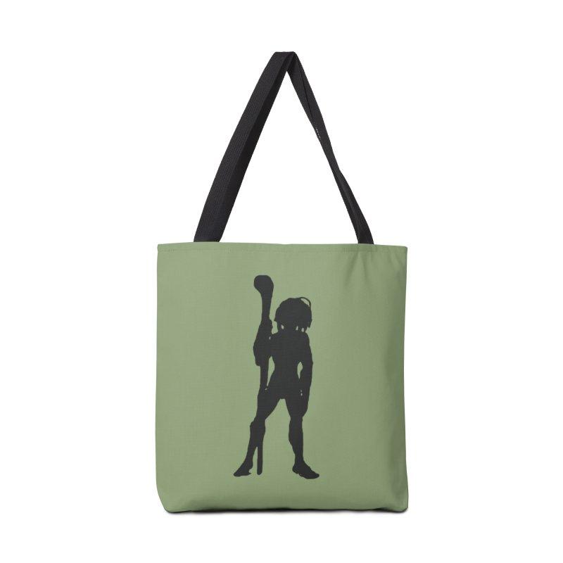 DiNatchural BlakMan Accessories Bag by Silli Philli Produktionz   Custom Prints