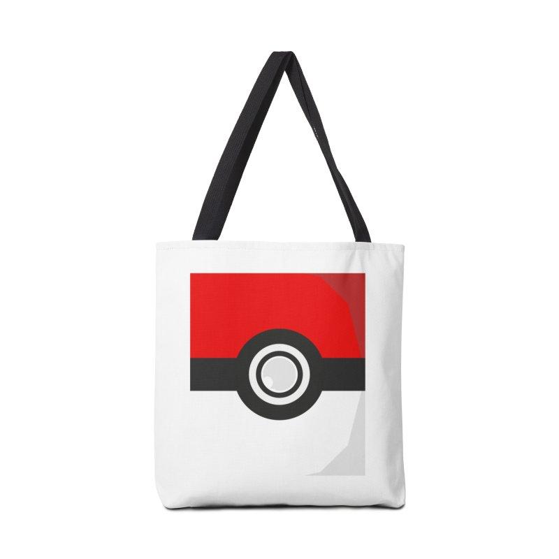 PokeMaan Accessories Bag by Silli Philli Produktionz | Custom Prints