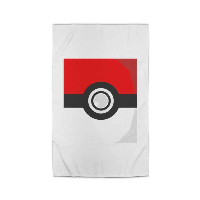 PokeMaan Home Rug by Silli Philli Produktionz