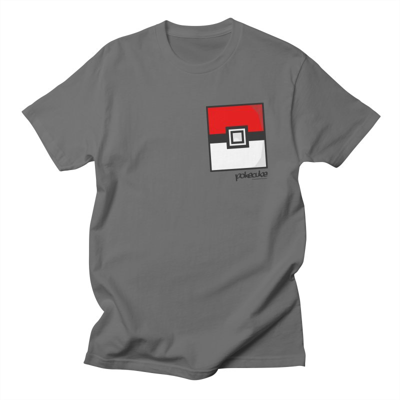 PokeMaan PokeCube Men's T-Shirt by Silli Philli Produktionz | Custom Prints