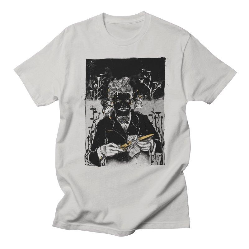 Knives Men's T-shirt by silviopqno's Artist Shop