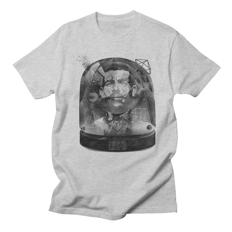 Playing God Men's T-shirt by silviopqno's Artist Shop
