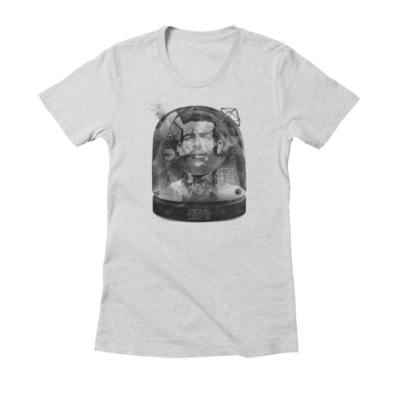 Playing God Women's T-Shirt by silviopqno's Artist Shop