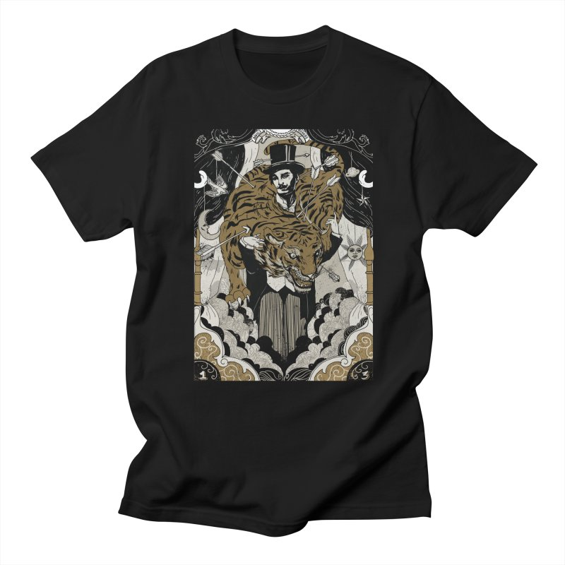 The Tamer Men's T-shirt by silviopqno's Artist Shop