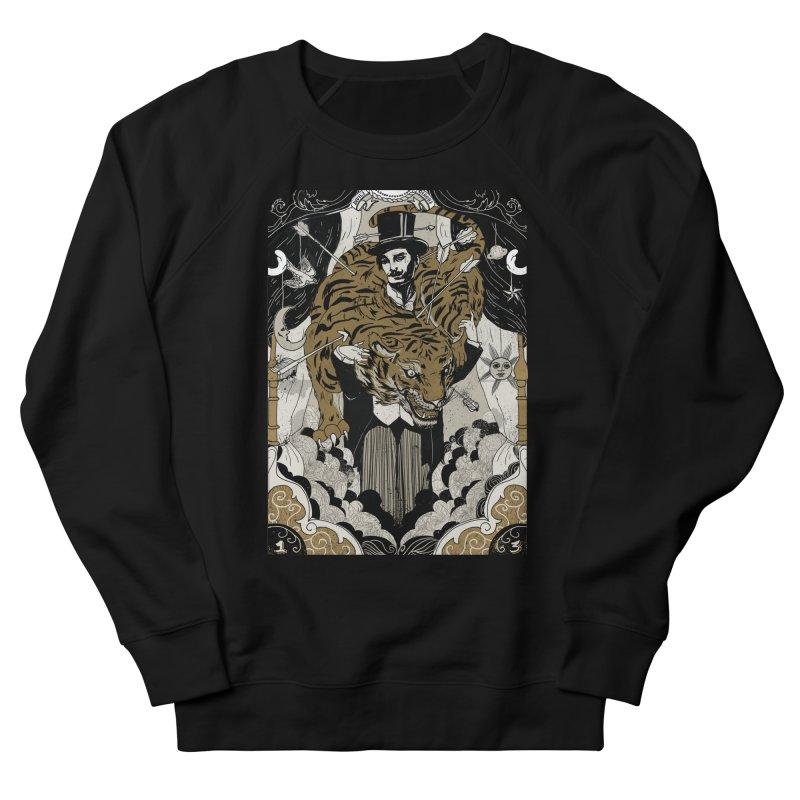 The Tamer Men's Sweatshirt by silviopqno's Artist Shop