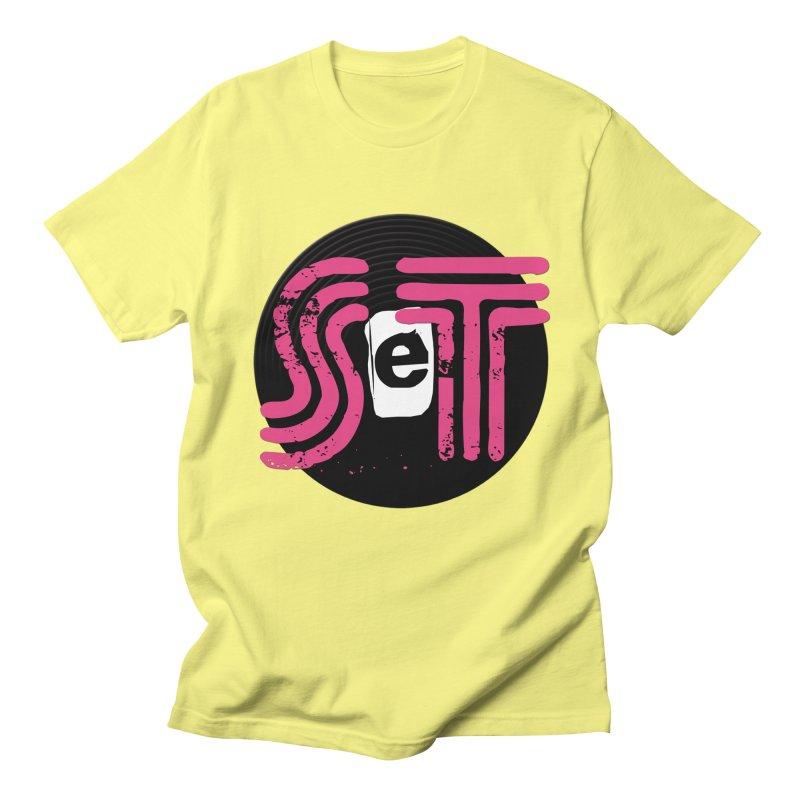 Simio e Telespalla Vinyl Men's T-Shirt by simioetelespalla's Artist Shop