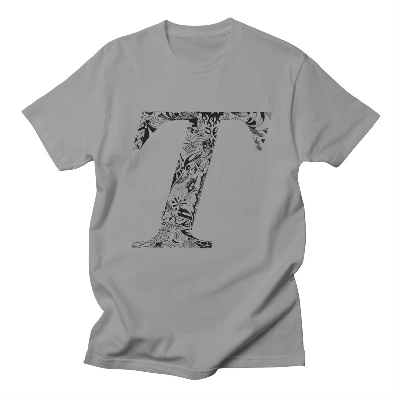 The Original T Men's T-shirt by Simon's Artist Shop