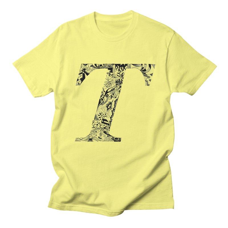The Original T Men's T-Shirt by Simon's Artist Shop