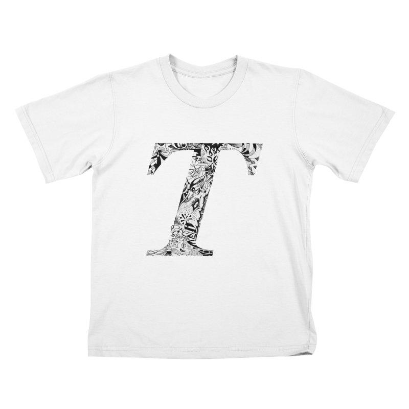The Original T Kids T-Shirt by Simon's Artist Shop