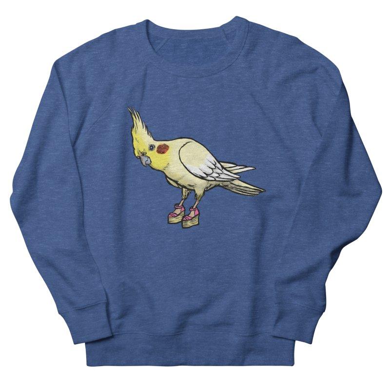 Cockatiel Women's Sweatshirt by Simon Christopher Greiner