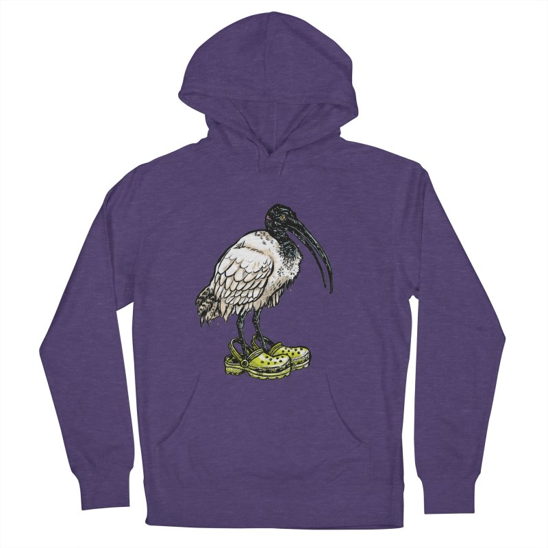 Ibis Women's Pullover Hoody by Simon Christopher Greiner