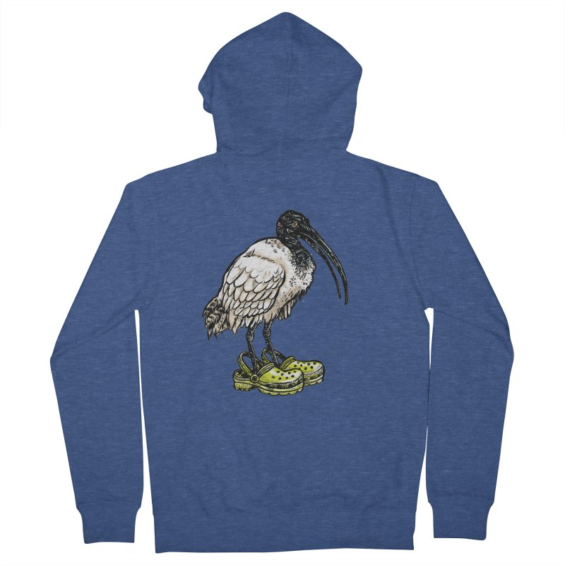 Ibis Women's French Terry Zip-Up Hoody by Simon Christopher Greiner