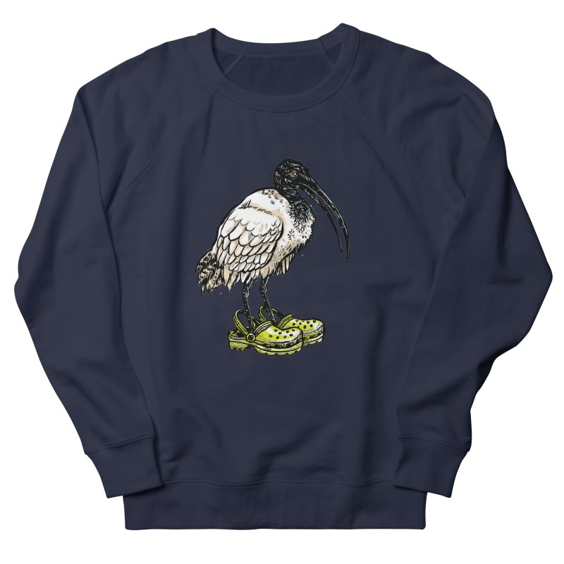 Ibis Women's Sweatshirt by Simon Christopher Greiner