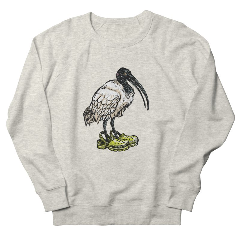 Ibis Women's Sweatshirt by Simon Christopher Greiner