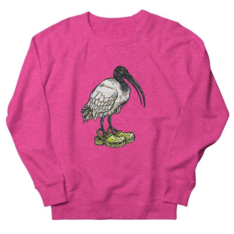 Ibis Men's Sweatshirt by Simon Christopher Greiner