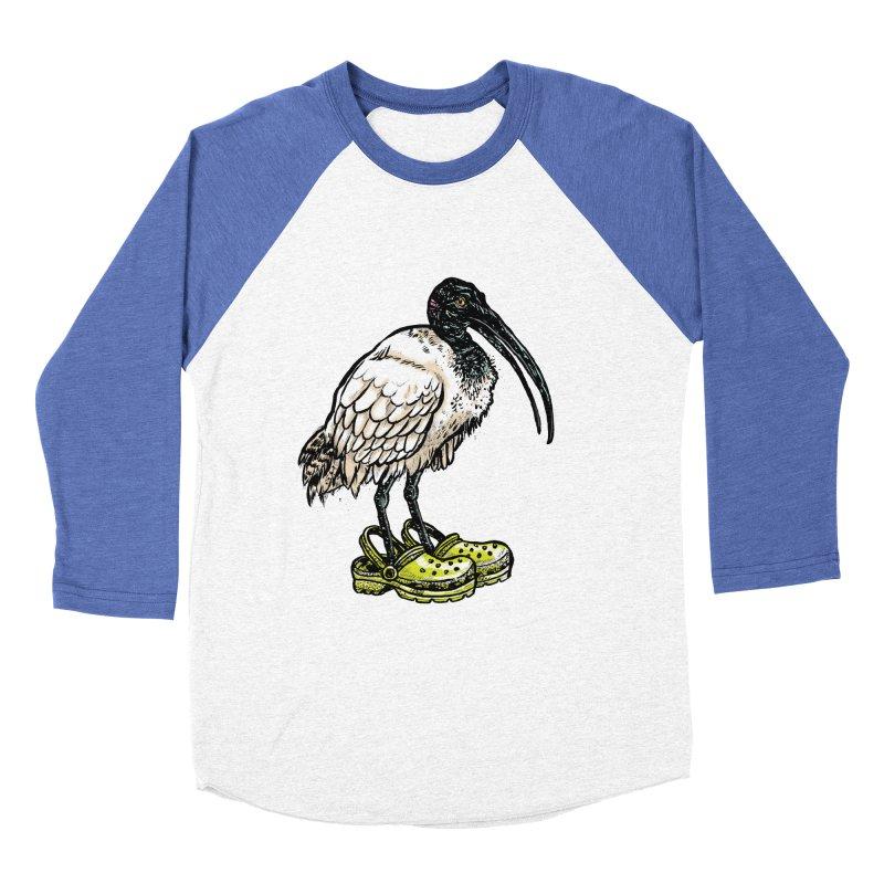 Ibis Men's Longsleeve T-Shirt by Simon Christopher Greiner