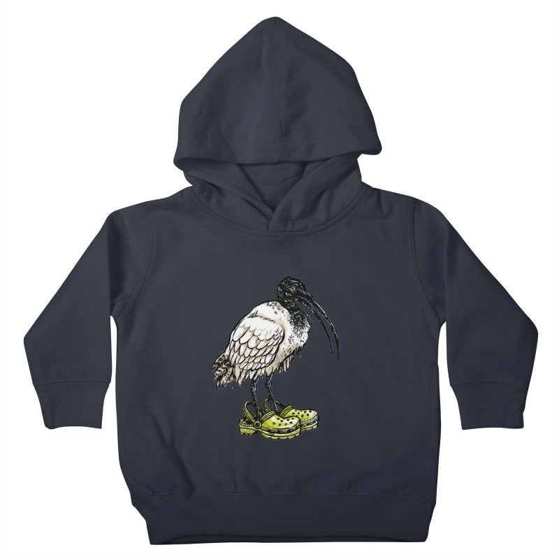 Ibis Kids Toddler Pullover Hoody by Simon Christopher Greiner